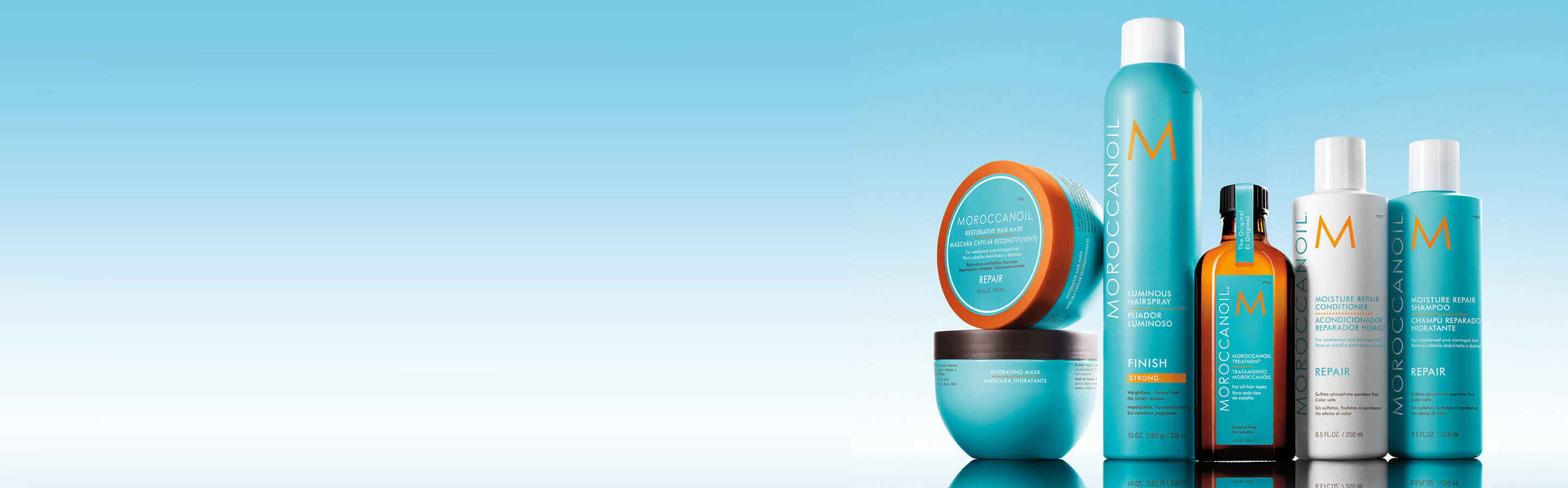 Moroccanoil Hair Treatments
